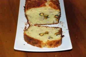 cake poulet pistache 2