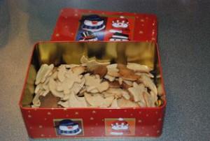 biscuits de Noël aux épices 3